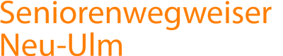 Seniorenwegweiser Neu-Ulm Logo
